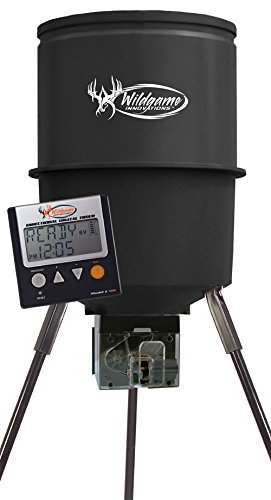 Wildgame Innovations-Quick Set 300# Directional Fish Feeder Directional Fish Feeder
