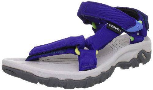 Teva Hurricane XLT Womens Walking Sandals - 7 - Blue