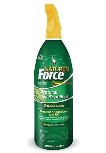 Manna Pro Nature's Force Fly Spray, 1-Quart by Manna Pro