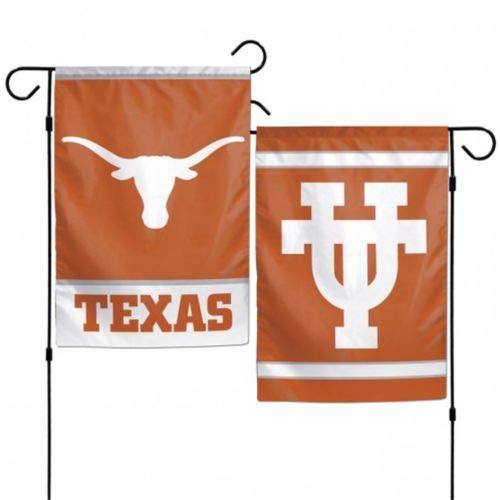 NCAA Texas Longhorns Garden Flag