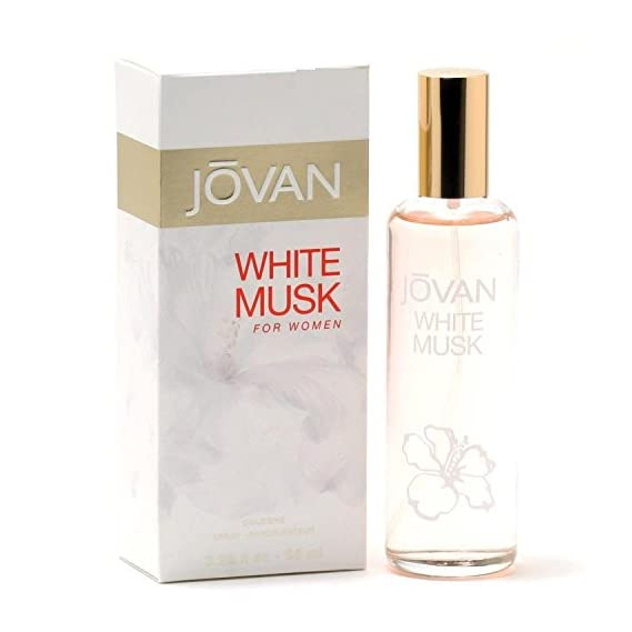 Jovan White Musk For Women Cologne 96ml with Ayur Product in Combo