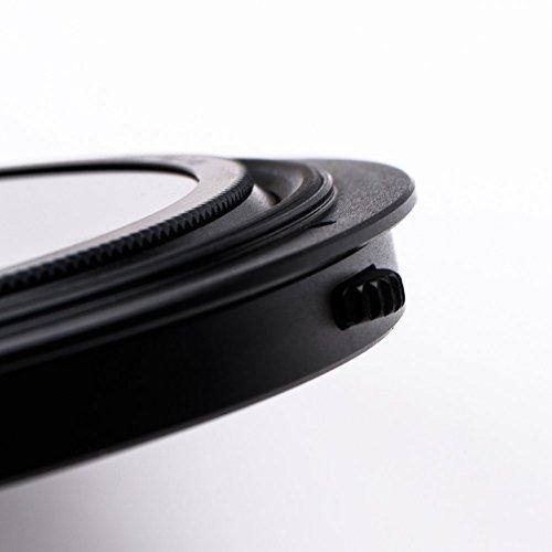 NiSi 100mm System V5-PRO Filter Holder Kit- 67mm 72mm 77mm Adaptor Ring+82mm Holder Ring+Landscape NC CPL(86mm) by NiSi