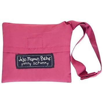 b96ebe4d27 Amazon.com : JoJo Maman Bebe Pack-Away Pocket Highchair, Raspberry : Baby