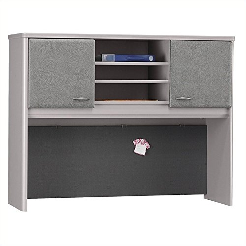 48 in. Pewter Hutch - Series A ()