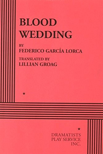 Blood Wedding - Acting Edition (Acting Edition for...