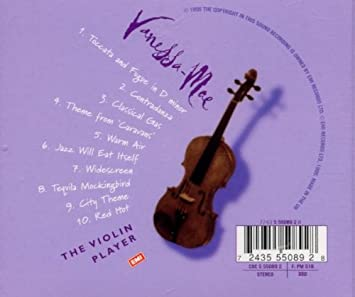 Vanessa Mae The Violin Player