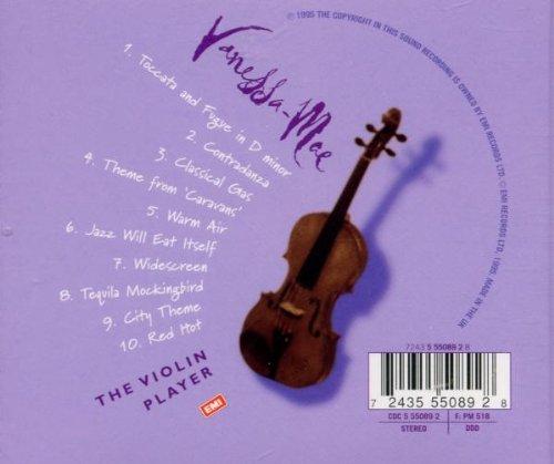 Vanessa-Mae The Violin Player