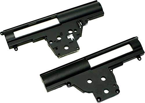 (Evike Metal Gearbox Box Shell for P90 E90 Series Airsoft AEG (Classic Army Marui King Arms JG))