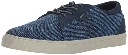 Reef Mens Cresta Tx Sneaker Blu / Blu Scuro