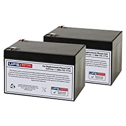 APC Smart-UPS 2000 Rack Mount SU2000R3X155 - Brand New Compatible Replacement Battery Set