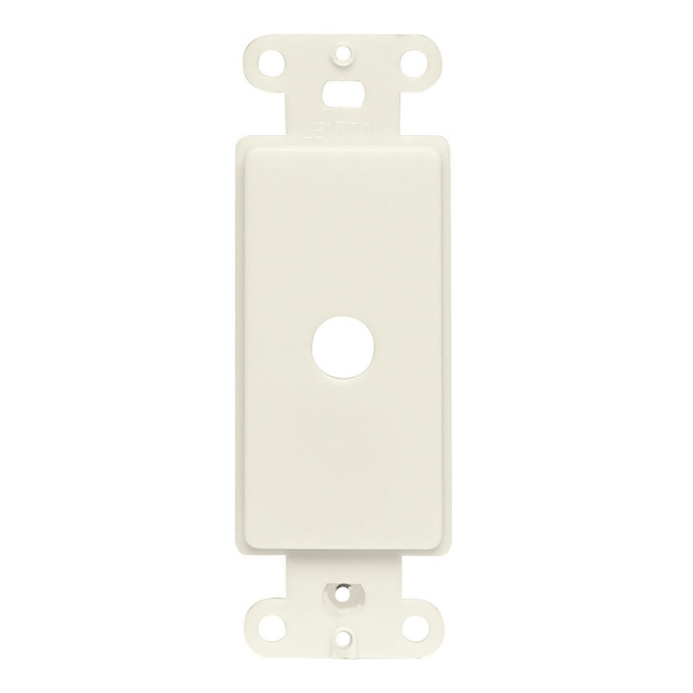 Ivory Leviton 80400-I Decora Plastic Adapter For Rotary Dimmers