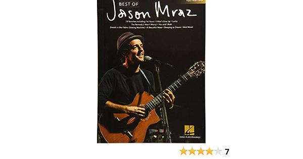 Best Of Jason Mraz Jason Mraz 0888680904159 Amazon Com Books