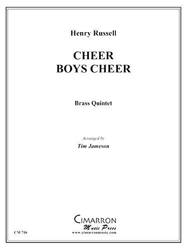 Cheer Boys, Cheer