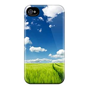 Durable Protector Case Cover With Summer Glau Hot Design For Iphone 6 Plus