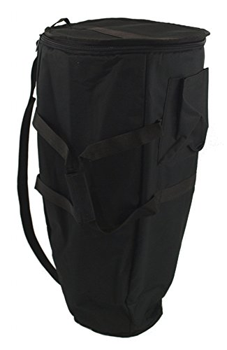 Deluxe Case Carry Padded (Deluxe PADDED CONGA GIG BAG - FITS 12