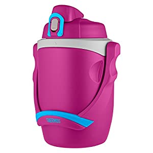Thermos 64 Ounce Foam Insulated Hydration Bottle, Pink