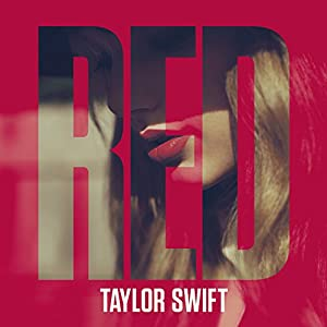 red by taylor swift amazoncouk music