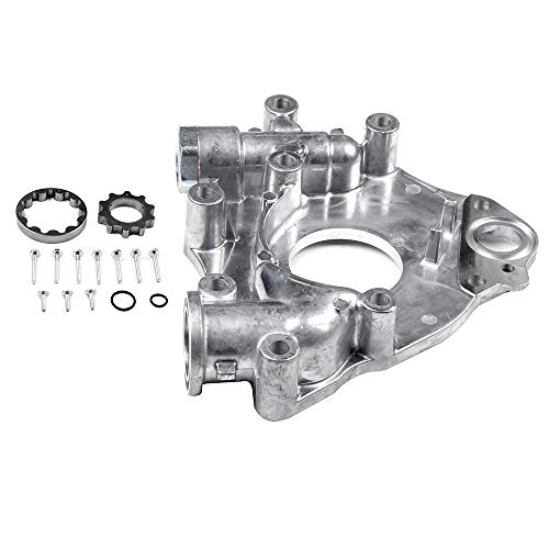 AUTOMUTO High Pressure Oil Pump OP969 Fit 2005-2015 Toyota Tacoma Tundra 4.0L-V6 ()