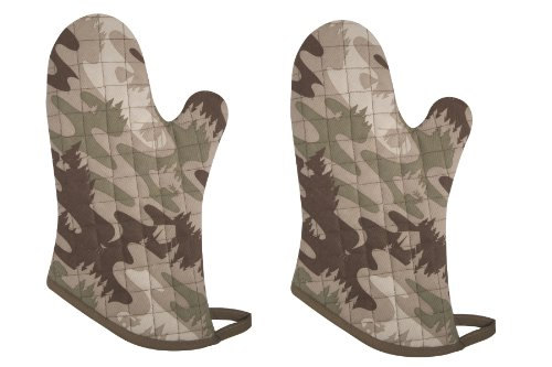 Now Designs Basic Mitts Camouflage