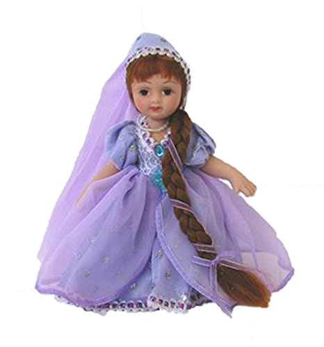 "Show Stoppers 7"" My Princess Lavender Porcelain Doll for sale  Delivered anywhere in USA"