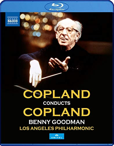 Copland Conducts Copland [Blu-ray]
