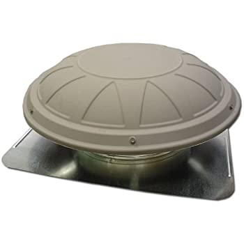 Air Vent Powercool Br26 97673 Roof Mount Attic Fan