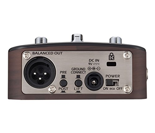 Zoom AC-2 Acoustic Guitar Effect Pedal 4