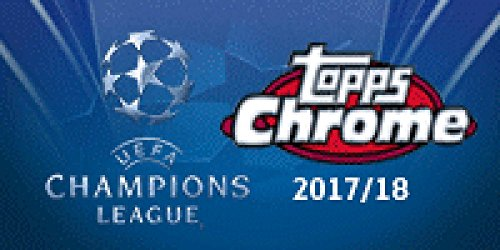 2018 Topps Chrome UEFA Champions League Soccer Hobby Case (12 Boxes/18 Packs/4 Cards: 1 Autograph per box) (Box 12 Football Case)