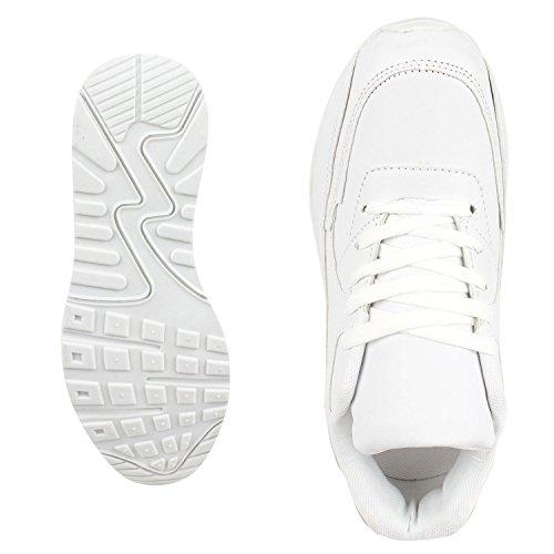 diansen® running Flyknit Boost inspirado entrenador Fitness gimnasio deportes zapatos (tamaño 6–11) Weiss Weiss
