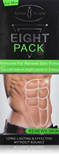 AICHUN BEAUTY Eight Pack For Men Strong Waist Manly Torso Smooth Lines Press Fitness Belly Burning Muscle Fat Remove…