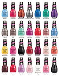Sinful Colors 10piece Surprise Nail Polish Set