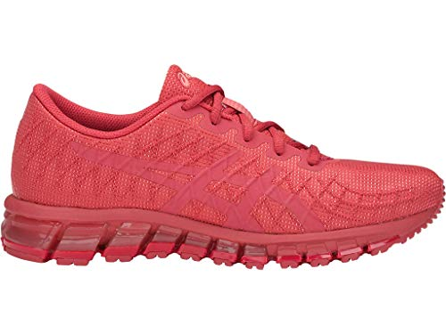 - ASICS Women's Gel-Quantum 180 4 Running Shoes, 10M, Rouge/Rouge