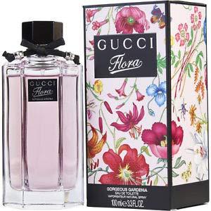 G U C C I Flora by G U C C I Gorgeous Gardenia Eau de Toilette Spray 3.3oz for women