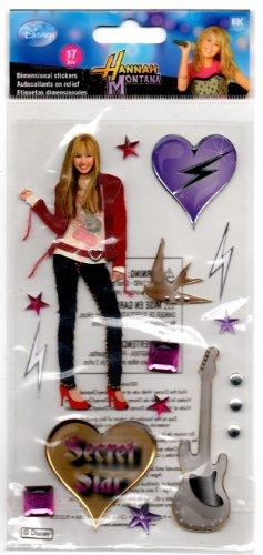 EK Success Disney Hannah Montana Gold