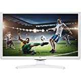 "LG 28MT49VW-WZ 28"" HD White LED TV - LED TVs (71.1 cm (28""), 1366 x 768 pixels, HD, LED, DVB-C,DVB-S2,DVB-T2, White)"