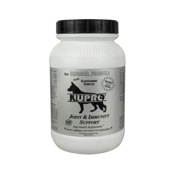 Nupro Joint Support + Glucosamine – 5 lbs