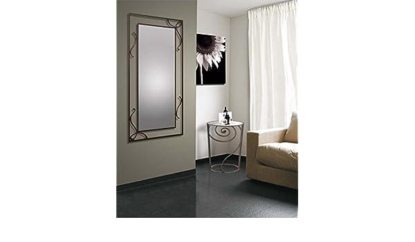 Espejo de forja Mod. DONA de 70x102cms.: Amazon.es: Juguetes y juegos