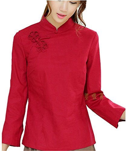 shanghai-story-chinese-oriental-long-sleeve-tang-qipao-top-solid-blouse-4-wred