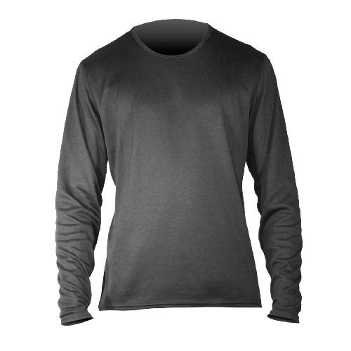 Small Hot Black By Crewneck Mens Bi ply Chillys Chilly's Pepper Fq0wO1