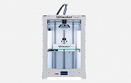 ULTIMAKER 2 Extended · 1 Cabeza de impresión, volumen 342 x 493 x 688mm