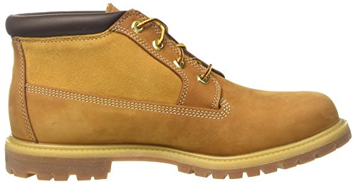 Chukka Donna 231 Giallo Nellie Timberland Stivali Suede Nubuck wheat And AqwpE4