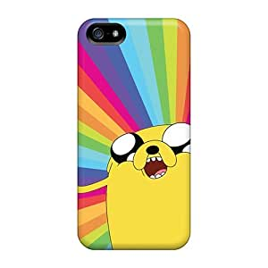 New Snap-on AMGake Skin Case Cover Compatible With Iphone 5/5s- Happy Jake