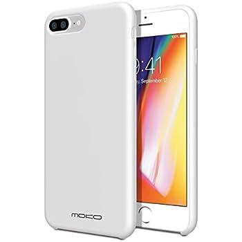 Amazon Com For Iphone 7 Plus Case Moko Slim Shockproof Liquid