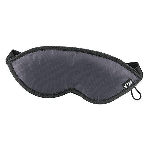 UPC 029275001482, Lewis N. Clark Comfort Eye Mask, Gray - 505GRY