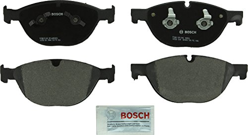 Bosch BP1448 QuietCast Premium Semi-Metallic Front Disc Brake Pad Set by Bosch