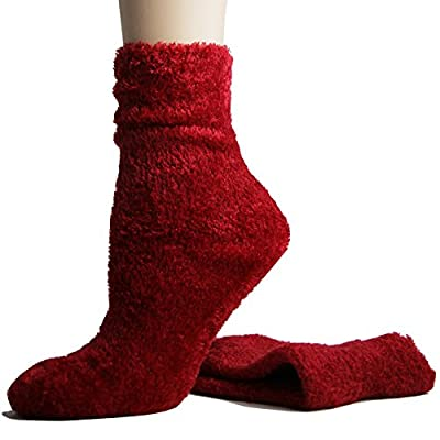 Foot Traffic - Microfiber Fuzzy Socks
