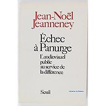 Echec à Panurge: Audiovisuel pub. au service de la diff.