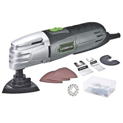 Genesis GMT15A Multi-Purpose Oscillating Tool (Small Power Saw)