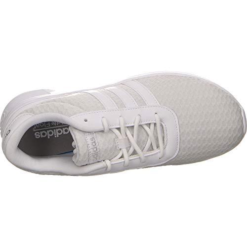 Racer Para 000 ftwbla Mujer Zapatillas Lite De Deporte ftwbla Adidas plamet Blanco Xqw76xX