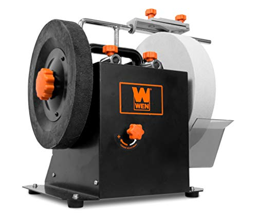 WEN BG9910 10-Inch Variable-Torque Water Cooled Wet and Dry Sharpening System by WEN (Image #7)
